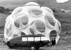 """Buckminster Fuller odrestaurowany. Odnowiono jego kopułę """"Oko muchy"""""""